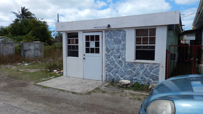 barbuda imigration office